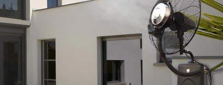 Ventilateur Brumisateur PRO Design, 195 CM
