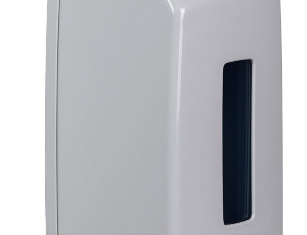 Dispensador de jabón 1,1L Blanco,