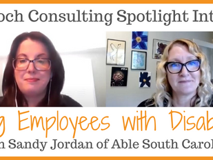 Spotlight Interview with Sandy Jordan