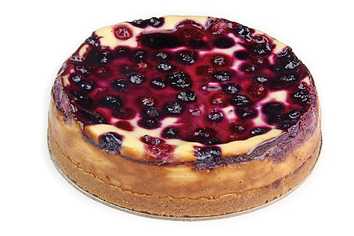 CLELEBRATION CAKE - Mixed Berry Cheescake