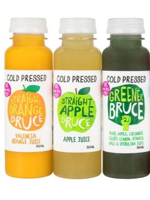 Juice - Organic Cold Pressed  300ml