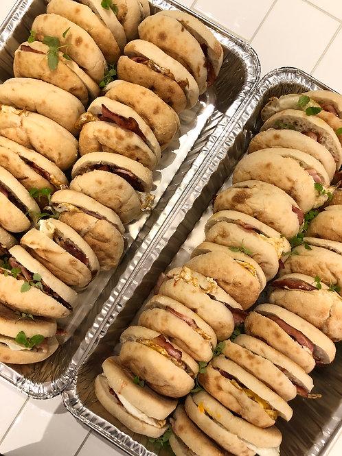 Bacon & Egg - Small Turkish Roll