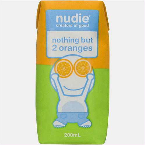 Kids Nudie Juice poppa - 200ml