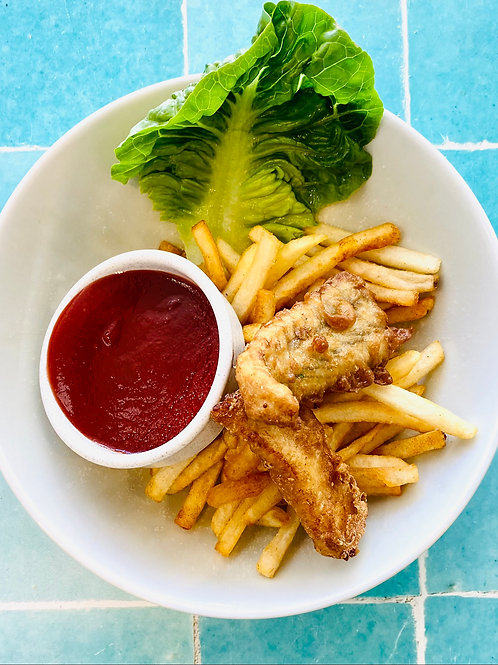 KIDS - FISH & CHIPS