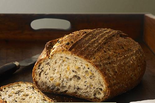 Brasserie Bread -  Quinoa & Soya Sourdough