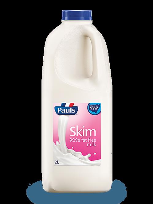 Milk Skim - 2L