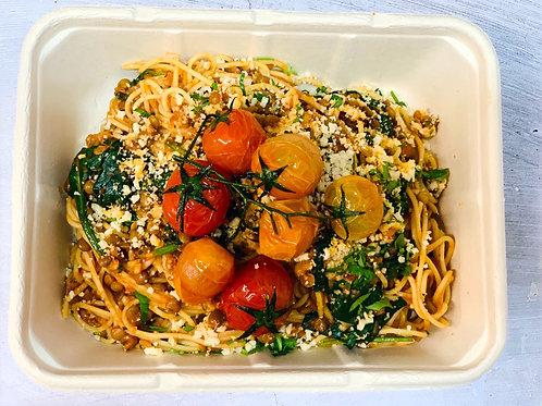 Staff Meals - Lentil Pasta (VG)