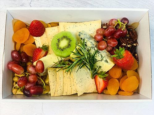 Individual Cheese & Fruit & Graze Box