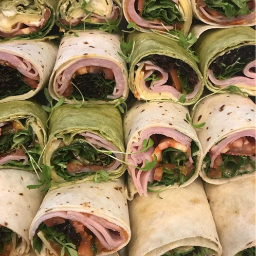 Lunch Wraps - Assorted