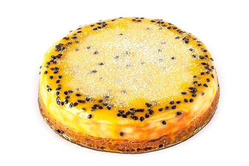 CELEBRATION CAKE - Passionfruit Cheesecake