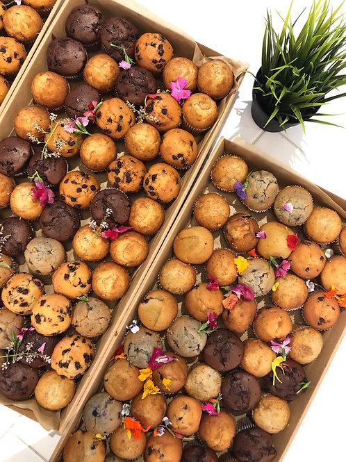 Muffins - Assorted Mini size