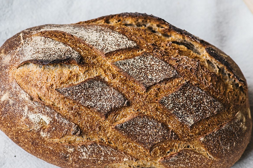 Brasserie Bread -  New York Rye Sourdough
