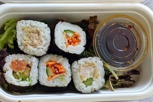 Sushi Roll Individual Box - 5 Pieces