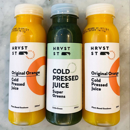 Juice - Organic Cold Pressed  300ml