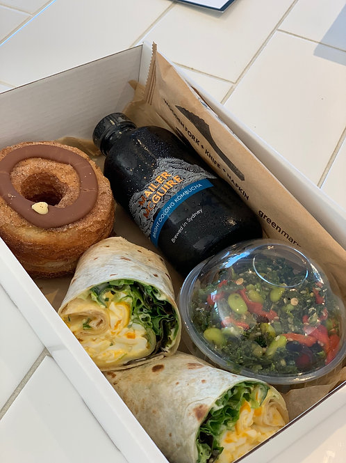 Individual Lunch Box - Option 1