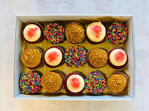 Cupcakes (Gluten Free)