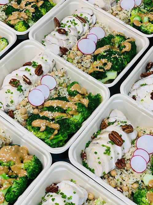 Staff Meal - Chicken Macro Bowl (GF)