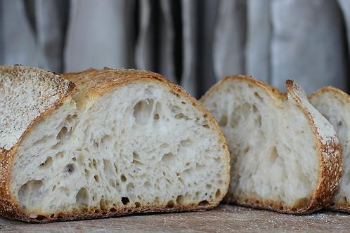 Brasserie Bread -  White Sourdough Loaf