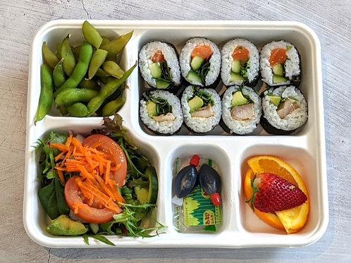 Lunch Sushi Bento box