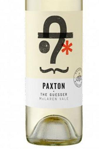 White Bottle - Paxton Geusser White mclaren vale Sa 2017
