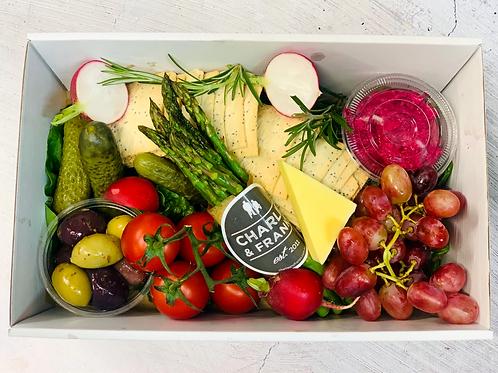 Individual Vegan Antipasto Graze Box
