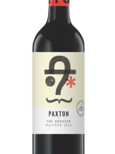 Red Bottle - paxton geusser red mclaren vale sa 2017