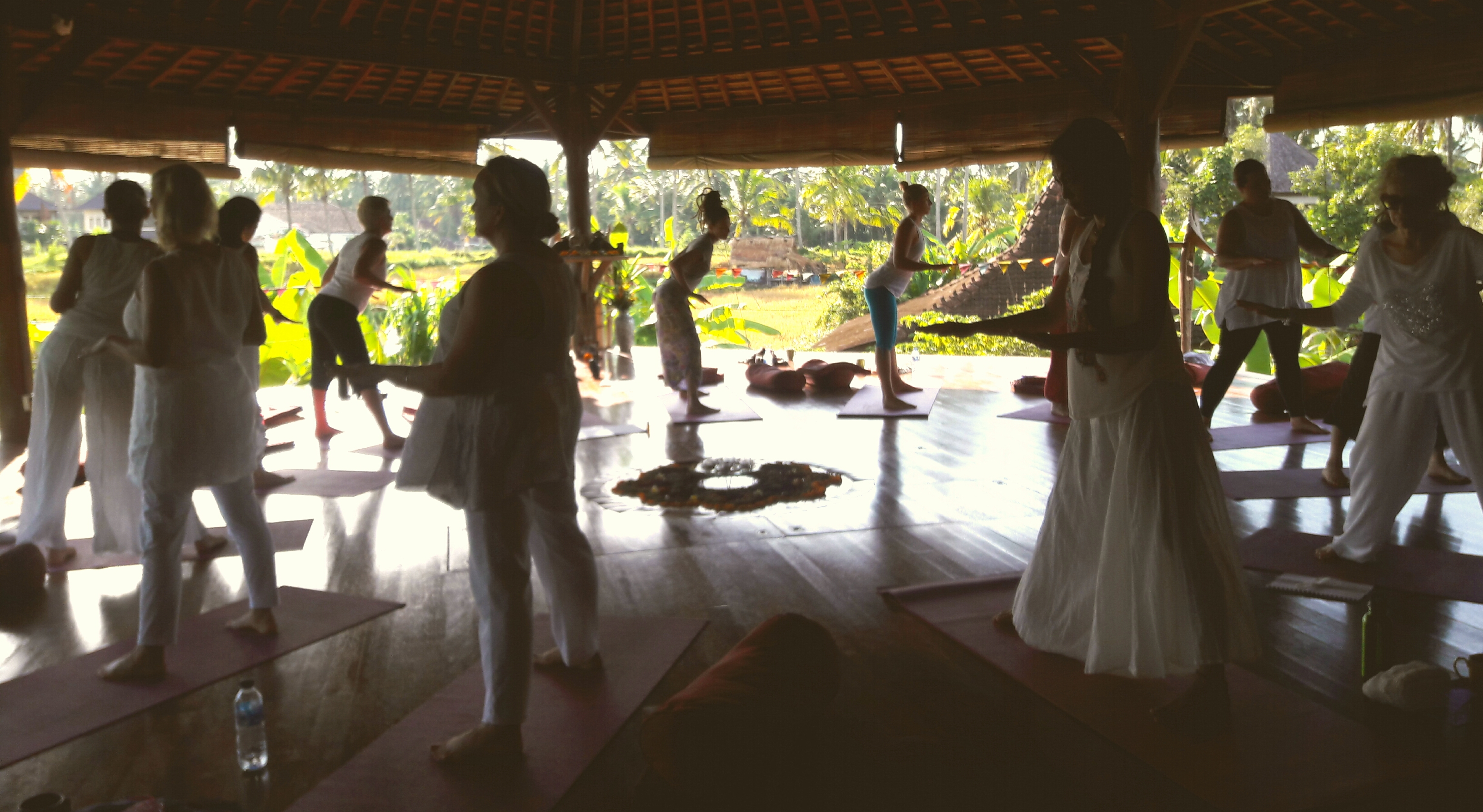 Morning Kundalini Yoga