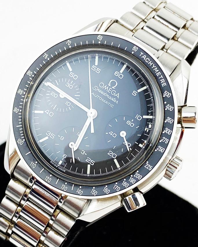 買取実績☆オメガ スピードマスター 3510 メンズ 腕時計 今池 千種 池下 高価買取 名古屋 買取専門店ベガ