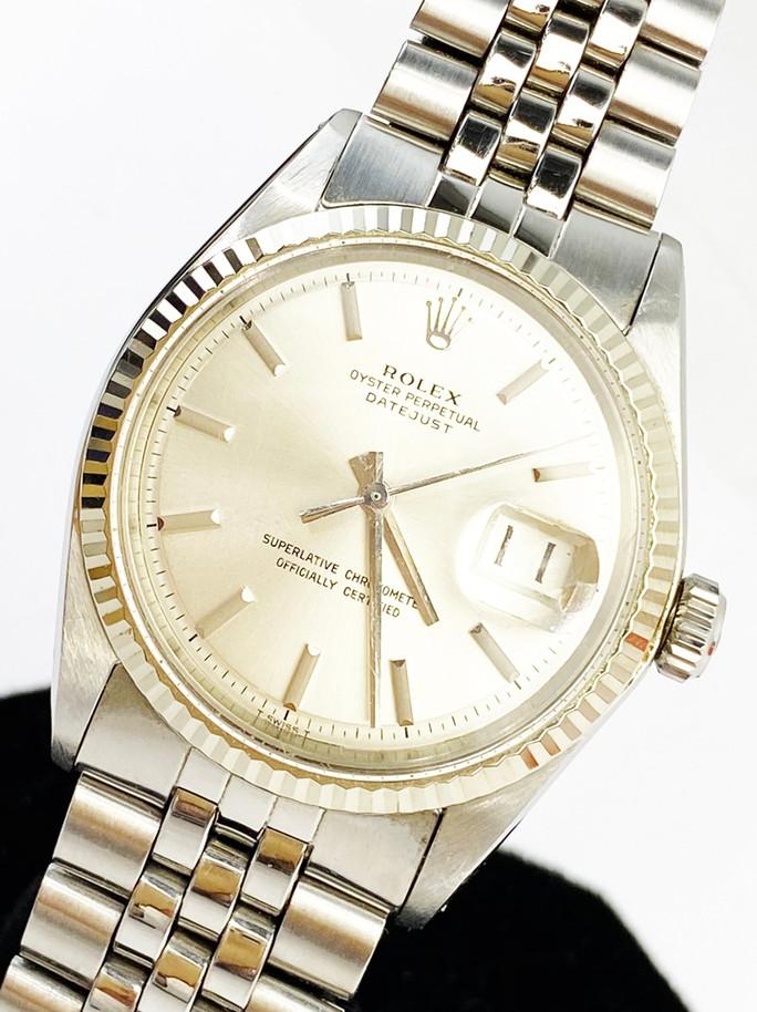 買取実績☆ロレックス デイトジャスト メンズ 腕時計 今池 千種 池下 高価買取 名古屋 買取専門店ベガ