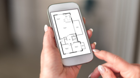 New! Floor plans from SmartLet