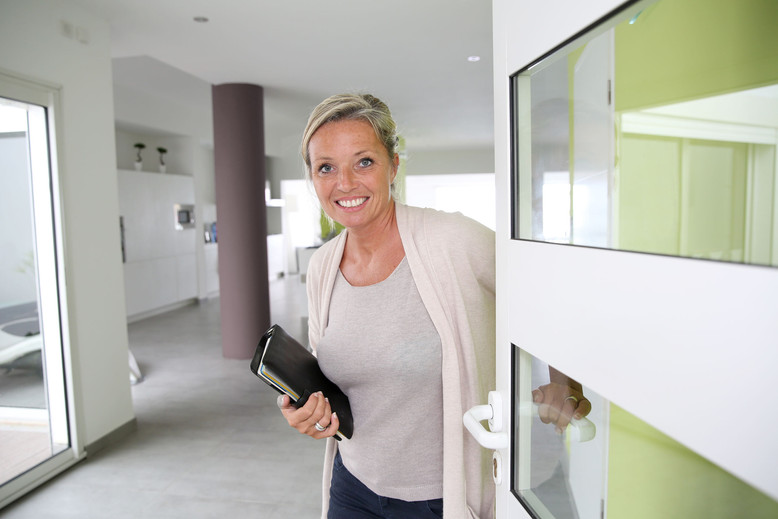 Welcome your prospective Tenants with our Open-door Viewings