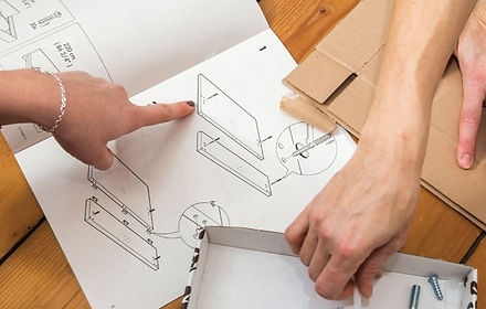 ASP Handyman Flatpack Assembly