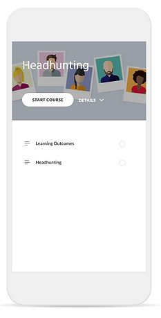 Twenty 20 Talent e-learning: Responsive courses for mobile devices