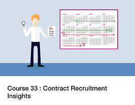 Twenty 20 Talent e-learning: Contract Recruitment Insights