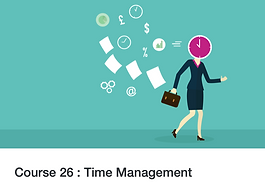 Twenty 20 Talent e-learning: Time Management
