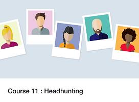 Twenty 20 Talent e-learning: Headhunting