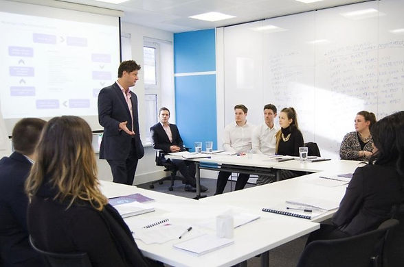 Twenty 20 Talent e-learning: face to face classroom training