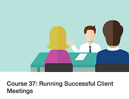 Twenty 20 Talent e-learning: Running Successful Client Meetings