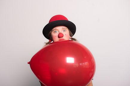 great clown show