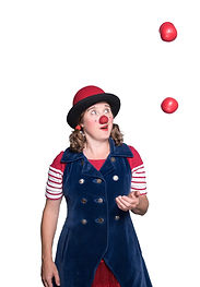 clown promo photo