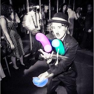 Charlie Chaplin circus entertainmen