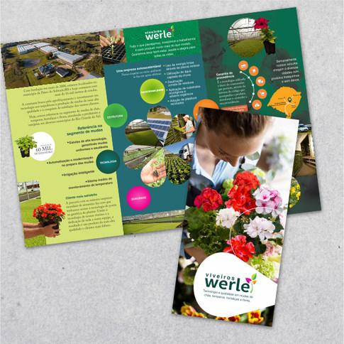 Folder Viveiros Werle
