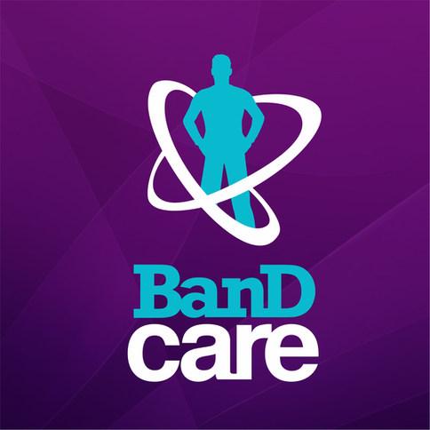 Identidade Visual Band Care