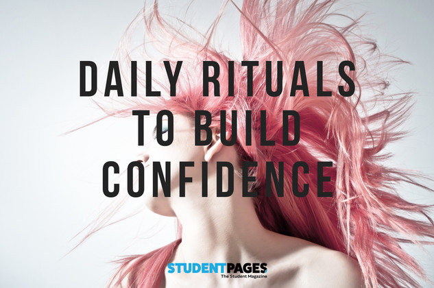 Daily Rituals to Build Confidence