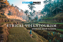 Ethical voluntourism