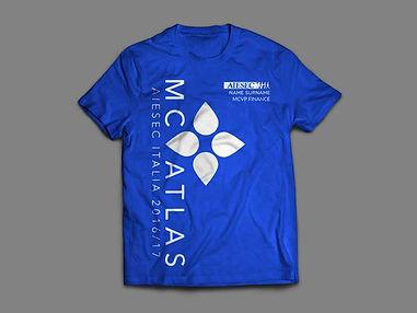 MC Atlas official Tshirt