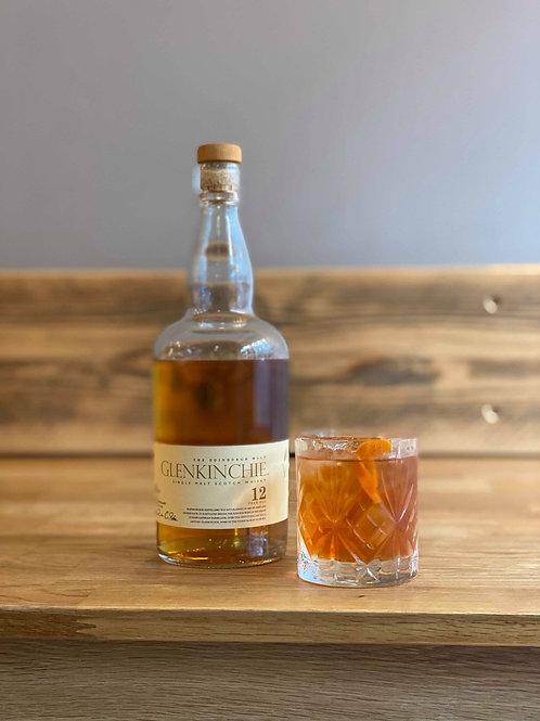 Whisky & Plum Sake Highball for 2