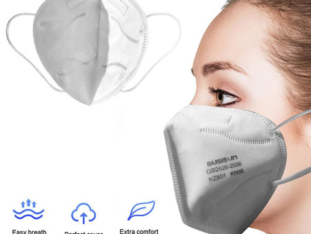 FDA changes course and allows China's KN95 mask to be used in US