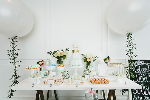 Sweet Styling - Nancy Zaretsky Event Design