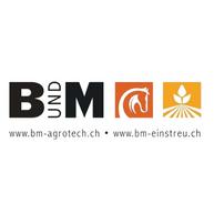 B und M | Sponsor | Concours Roggwil | reitsportarena